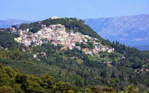Corfu holidays with a sunny car